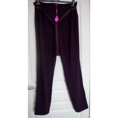 Pantalon droit Flamenco  pas cher