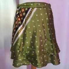 Jupe courte Maha Maya  pas cher