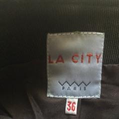 Jupe courte La City  pas cher