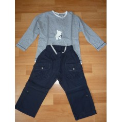 Pants Set, Outfit Berlingot