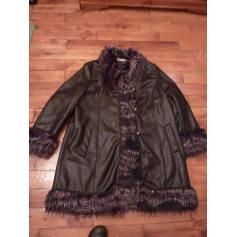 Manteau en cuir Lewinger  pas cher