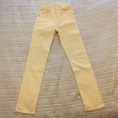 Jeans droit Donovan Denim  pas cher