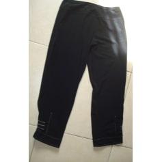 Pantalon droit E BRYDE  pas cher