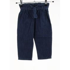 Jeans droit Baby Dior  pas cher