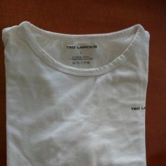 Tee-shirt Ted Lapidus  pas cher