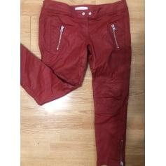 Pantalon slim, cigarette Isabel Marant For H&M  pas cher