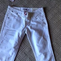 Jeans droit Fornarina  pas cher