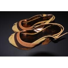 Sandales compensées Bagatt  pas cher