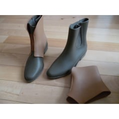 Bottines & low boots plates Melissa  pas cher