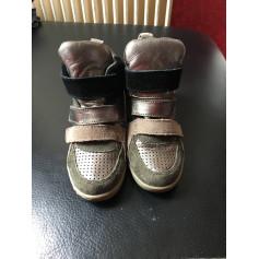 Chaussures à scratch Ash  pas cher