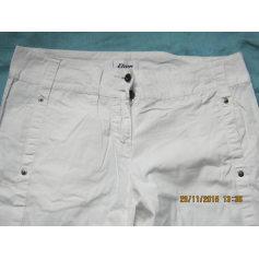 Pantalon large Etam  pas cher
