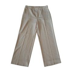 Pantalon évasé Burberry  pas cher