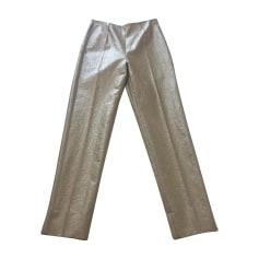 Pantalon droit Paule Ka  pas cher