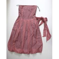 Robe bustier Zara  pas cher
