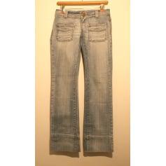 Jeans droit Only  pas cher