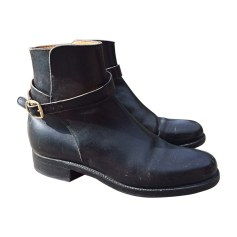 Bottines & low boots plates JM Weston  pas cher