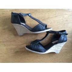 Sandales compensées Pare Gabia  pas cher