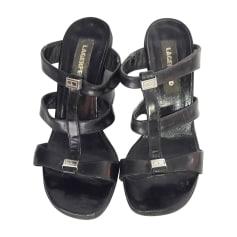 Sandales à talons Karl Lagerfeld  pas cher
