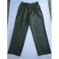 Pantalon droit Courrèges  pas cher