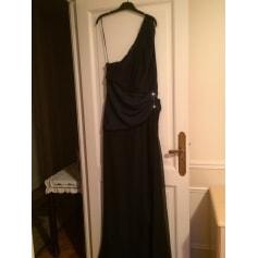 Robe longue Azzaro  pas cher