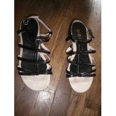 Sandales compensées Unisa  pas cher