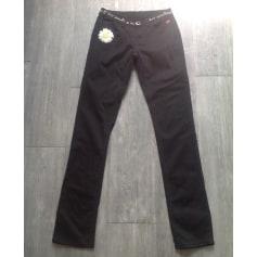 Pantalon droit Desigual  pas cher