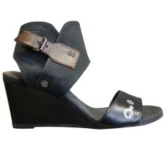 Sandales compensées G-Star  pas cher