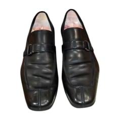 Chaussures à boucles Louis Vuitton  pas cher