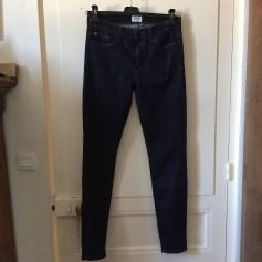 Jeans slim Hudson Jeans  pas cher