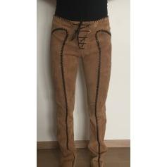 Pantalon droit Jitrois  pas cher