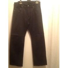Pantalon droit Façonnable  pas cher