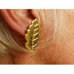 Boucles d'oreille Inès de la Fressange  pas cher