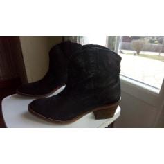 Santiags, bottines, low boots cowboy Kookai  pas cher