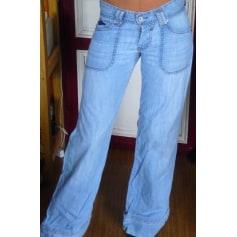 Jeans évasé, boot-cut Mc Lem  pas cher