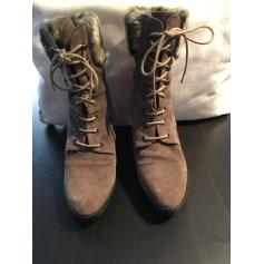 Bottines & low boots à talons Elizabeth Stuart  pas cher