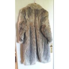 Manteau en fourrure Rosner  pas cher