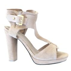 Sandales à talons Diesel  pas cher