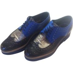Chaussures à lacets  C.Doux  pas cher
