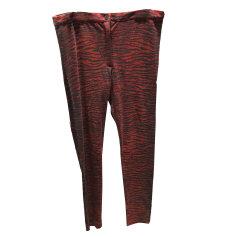 Pantalon droit Kenzo x H&M  pas cher
