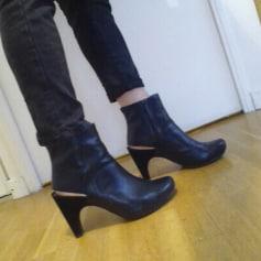 Bottines & low boots à talons Tsubo  pas cher