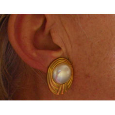 Boucles d'oreille Lanvin  pas cher