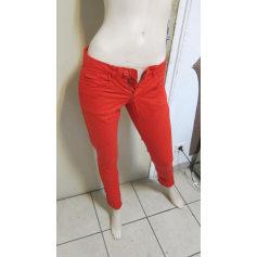 Jeans slim Sud Express  pas cher