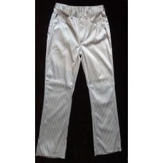 Jeans droit Exte  pas cher