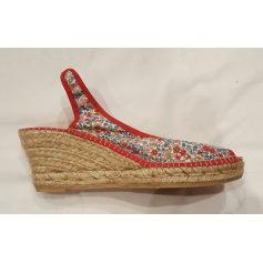 Sandales compensées Toni Pons  pas cher