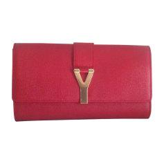 Handtasche Leder Yves Saint Laurent