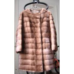 Manteau en fourrure Saga Mink  pas cher