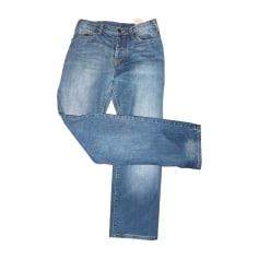 Pantalon slim Emporio Armani  pas cher