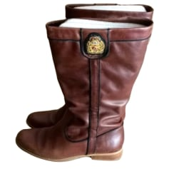 Riding Boots Mellow Yellow