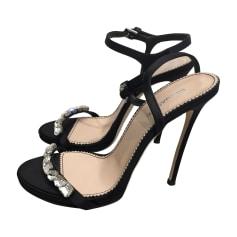 Sandales à talons Dsquared2  pas cher