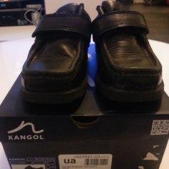 Chaussures à scratch Kangol  pas cher